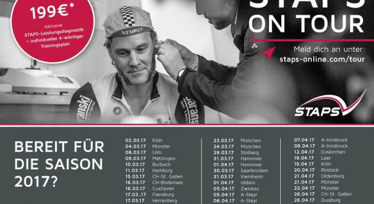 STAPS Team Tournee Deutschland